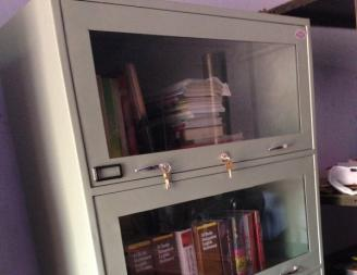 Durable Cupboard for books